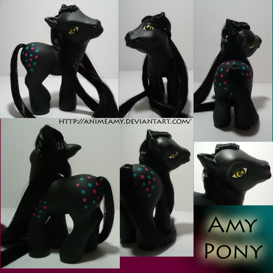 Amy Pony by AnimeAmy