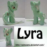 Lyra by AnimeAmy