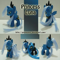 Princess Luna by AnimeAmy