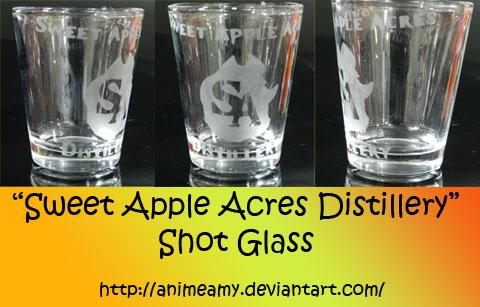 """Sweet Apple Acres Distillery"" by AnimeAmy"