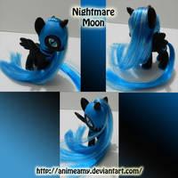 Nightmare moon 2 by AnimeAmy