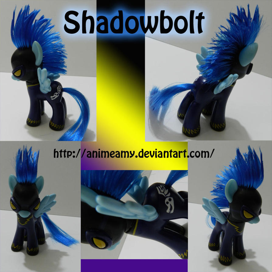 Shadowbolt by AnimeAmy