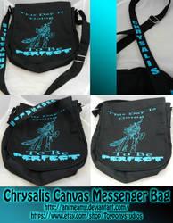 Chrysalis Messenger Bag