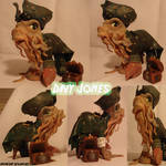 Davy Jones Pony Custom