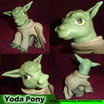 Yoda Pony