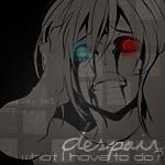 Despair - what I have to do by tshiokiko