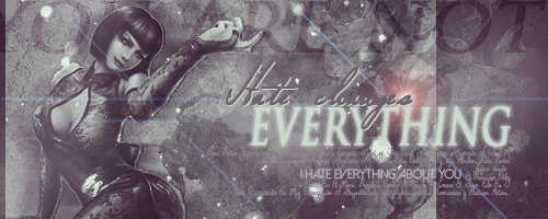 Hate changes everything by tshiokiko