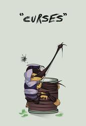 Sew Screwed Kakuzu -CURSES- by knightsfaith