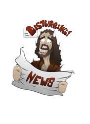 Disturbing News by knightsfaith