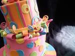 Wonky Birthday Cake. by helen1988