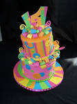 Better Wonky Cake.