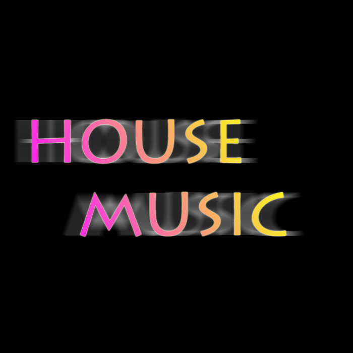 House music by pain inside me on deviantart for House music art
