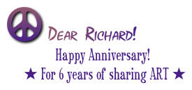 Happy Anniversary Richard by Arhar