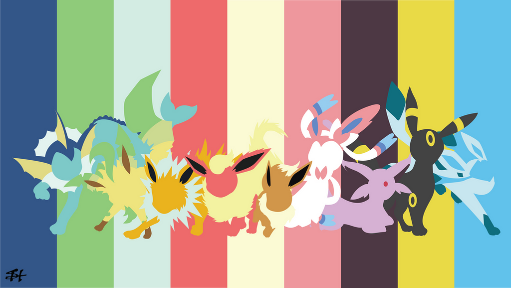 eeveelutions chibi wallpaper - photo #43