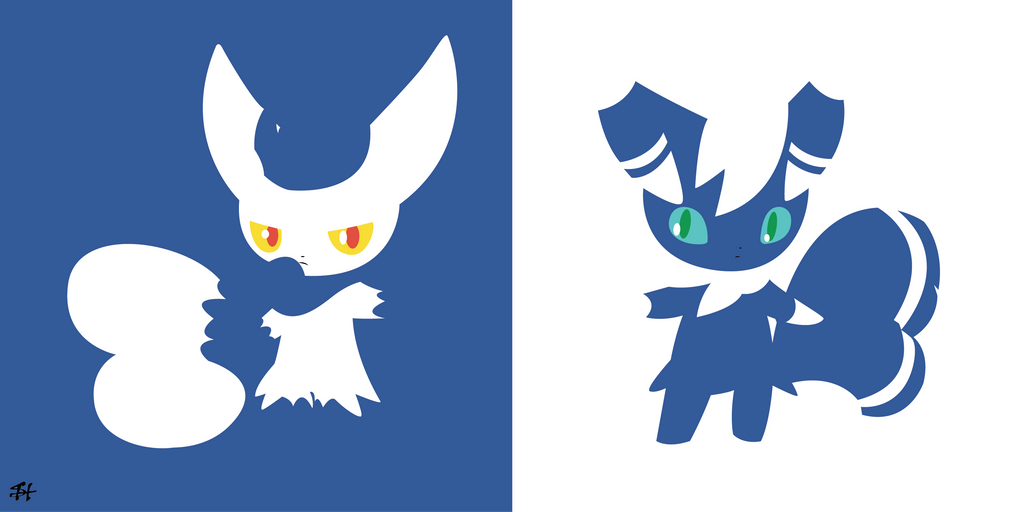 Pokemon X Y - Wallpaper - Meowstic by Thelimomon on DeviantArt