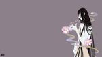 Yuuko Ichihara (Xxxholic) Minimalist Wallpaper v2 by slezzy7