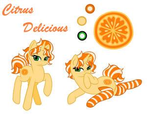 Citrus Delicious for Ovaries-E