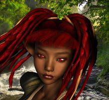 Dread Falls Details: Zxylche by Vueiy-Visarelli