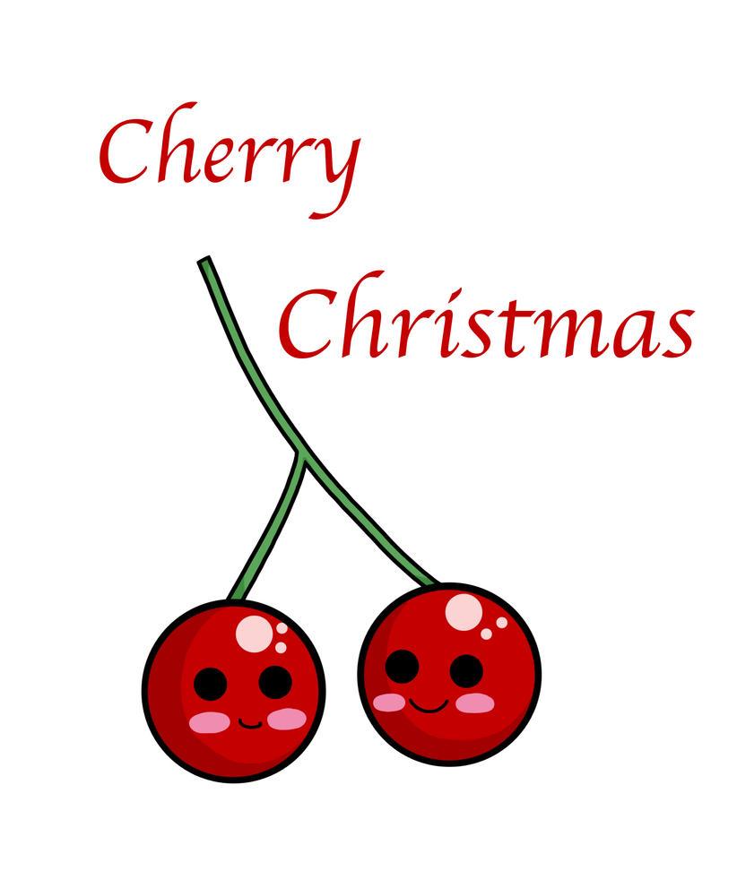 Cherry christmas by Miena-Koboi on DeviantArt