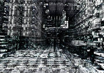 FRACTAL COMPUTER - MANDELBULB 3D