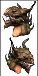 Dragon Head Concept II