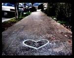 Sidewalk by crybabee