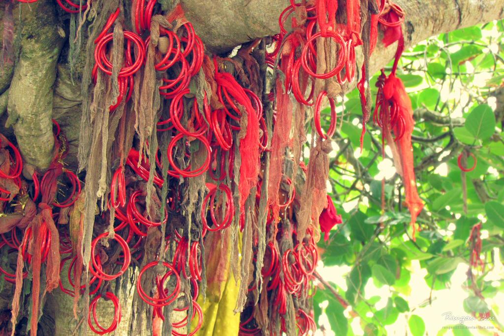 Wish tree, Puri, Orissa, India by rangan2510 on DeviantArt
