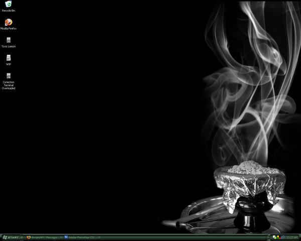 hookah Screenshot by blackclawinc