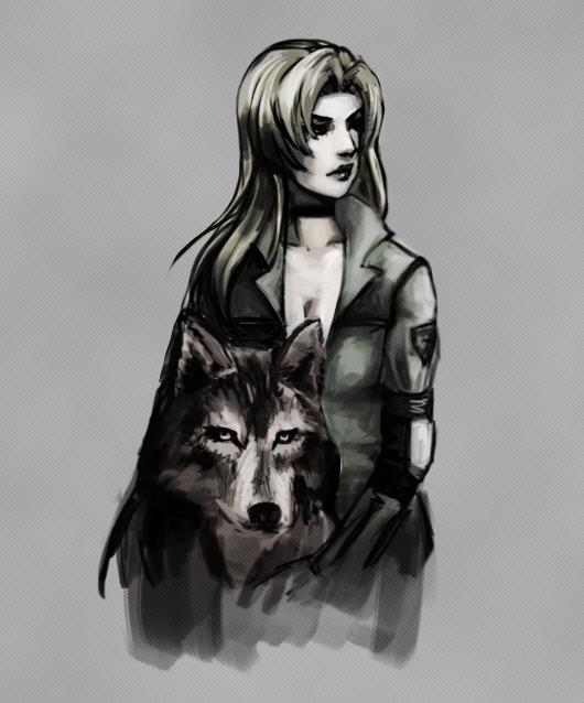 Sniper Wolf Speedy by Misty-Mirage