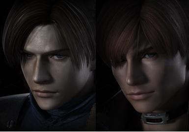 Leon and Steve look alike :P by AmeliaKader
