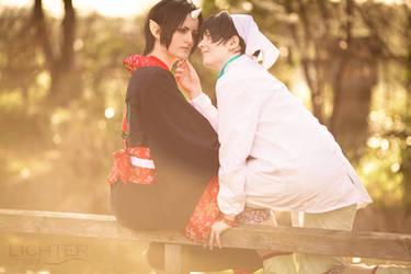 Love-hate relationship by Kogaijikun