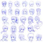 Faces practice #1