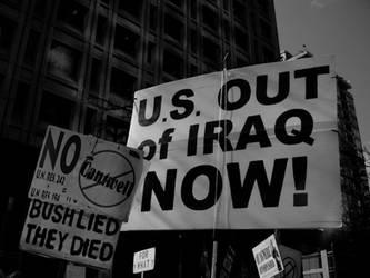 Anti-War Protest 3.18.06 by rejektidxgirl