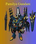 Pamilya Gundam by Spartan-RX-78-2