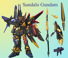Sundalo Gundam by Spartan-RX-78-2