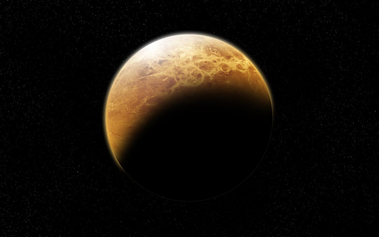 Planet Venus by Basicnewb