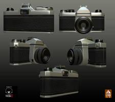 PentaxCamera k1000