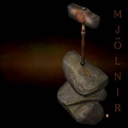 Thors hammer Mjonir