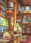 A Wizard's Home Office