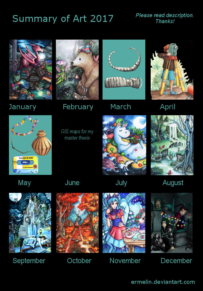 Summary of Art 2017