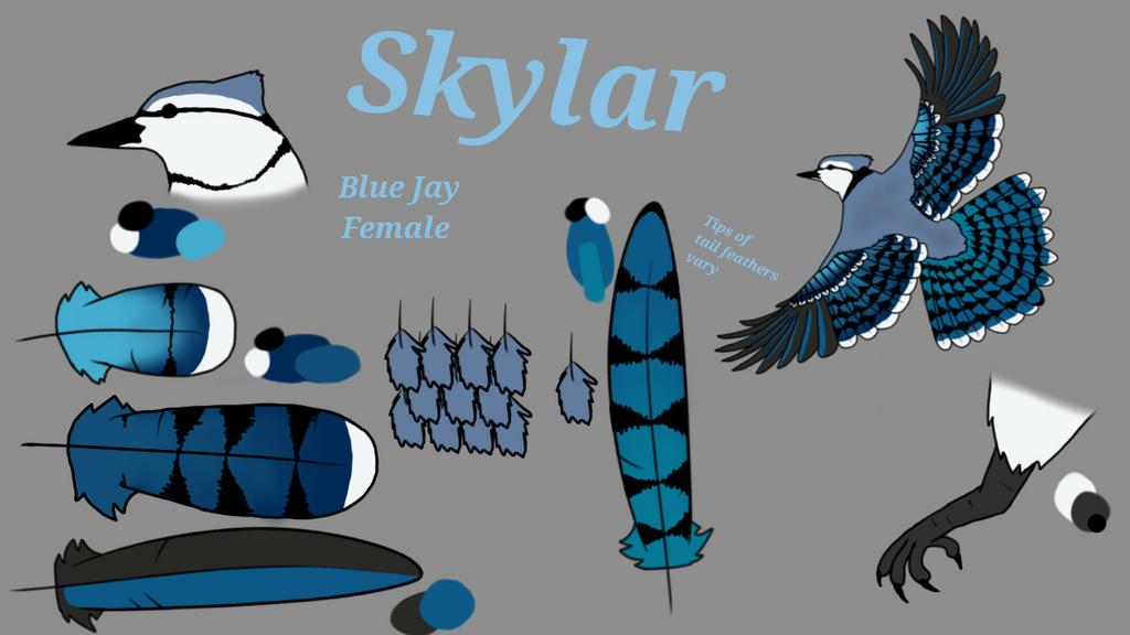 Skylar by RavenfeatherOfRC