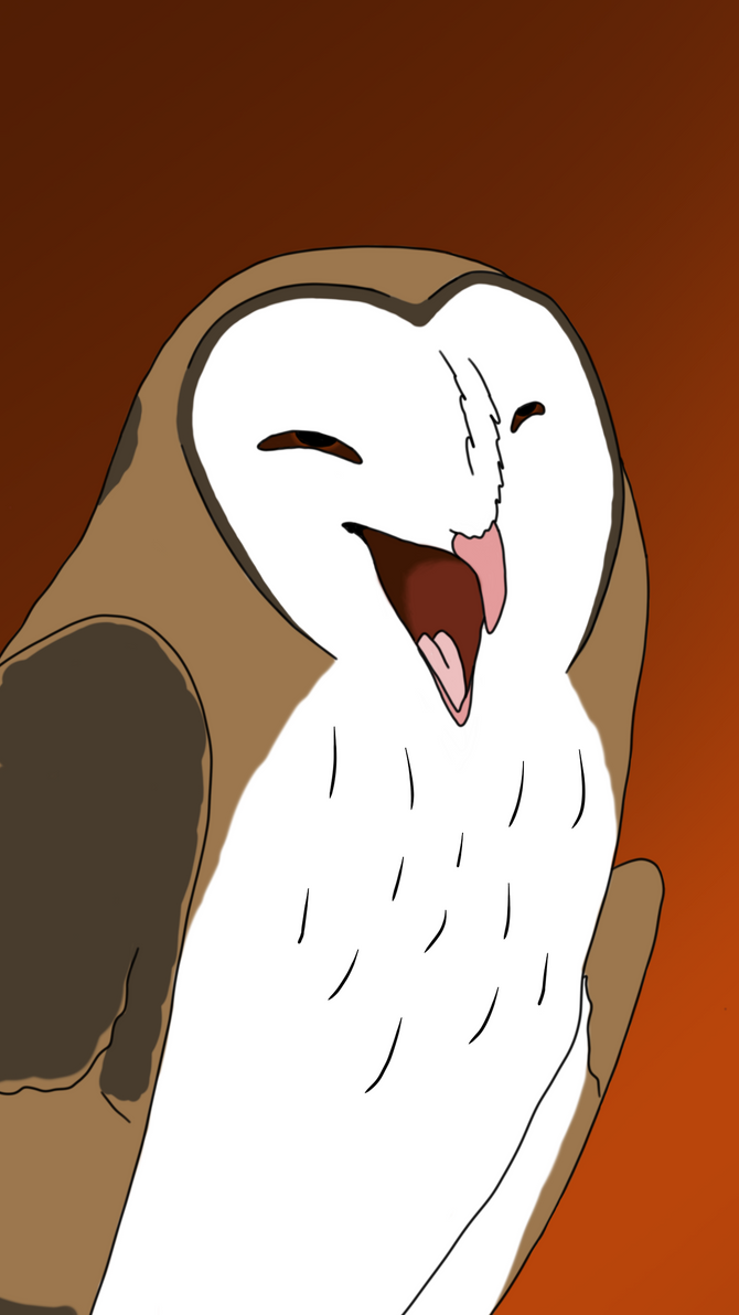 Yawn by RavenfeatherOfRC