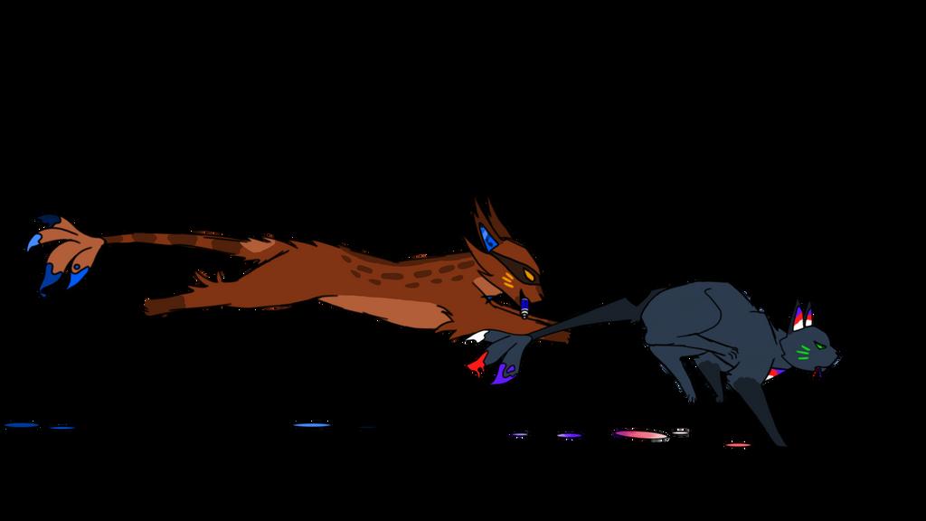 Kala and Bo by RavenfeatherOfRC