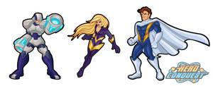 Hero Conquest- Super-Six