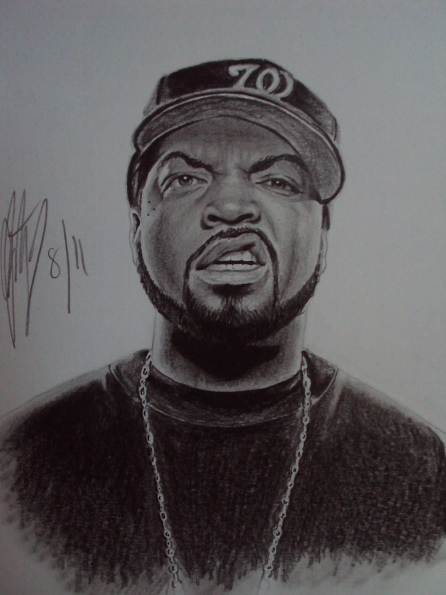 Ice Cube by sketch649 on deviantART
