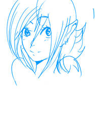 Kat by animedemon367