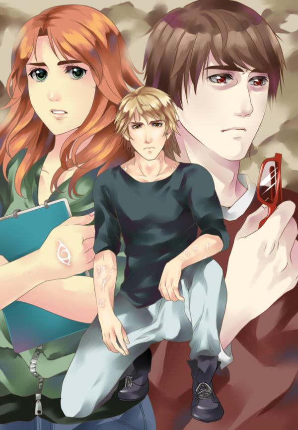 City of Bones Trio by Taki-lavi