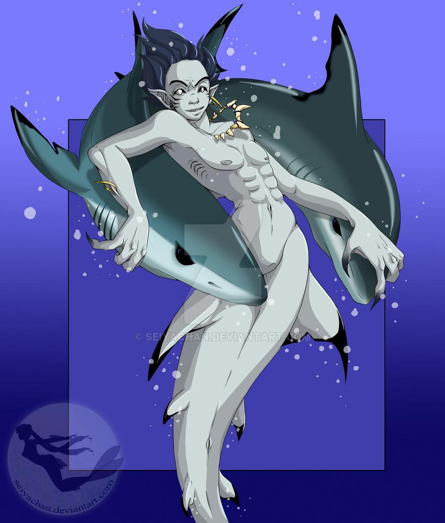 Request - Shark Kisame by seiyachan on DeviantArt
