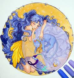 You're me, I'm Luna by seiyachan