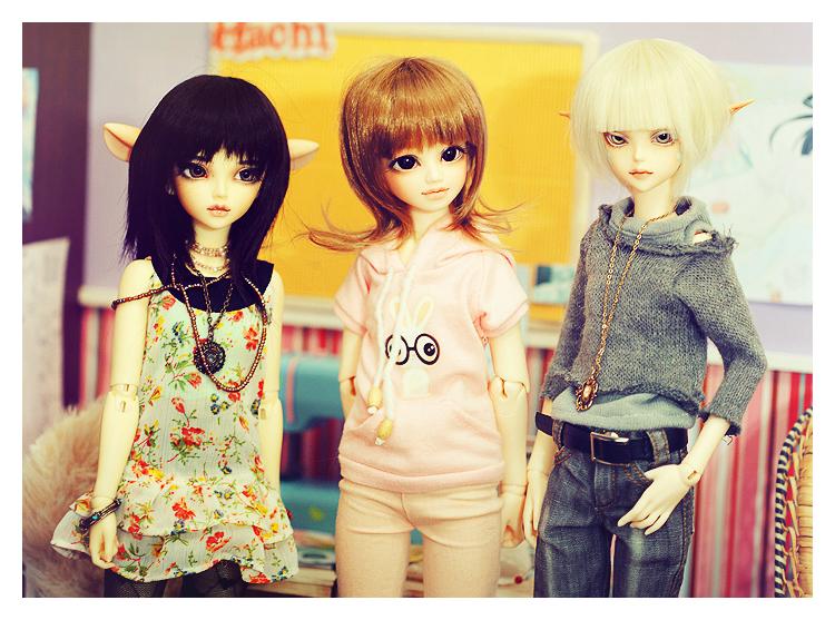 Minis! by hiritai